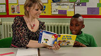 Catch Up Literacy sessions