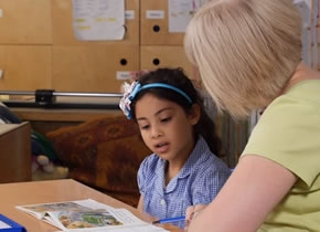 Catch Up Literacy in the new national curriculum