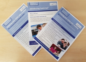 Parents leaflets