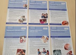 Parent leaflets image