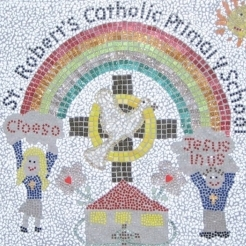 St Roberts Catholic Primary School logo