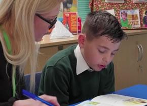 Catch Up Literacy intervention